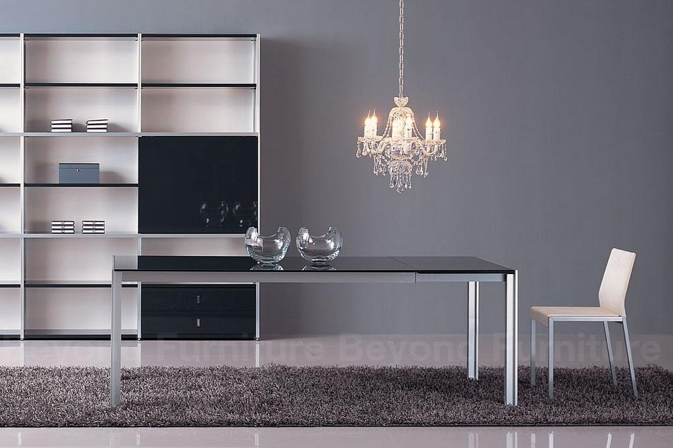 DINING-ROOM-FURNITURE-VOLA-GLASS-GLASS-EXTENSION-TABLE-GREY