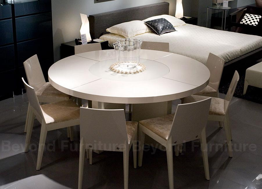 DINING-ROOM-FURNITURE-MIDOLLO-GLOSSY-BEIGE-ROUND-DINING-TABLE-WITH-BEIGE-GLASS