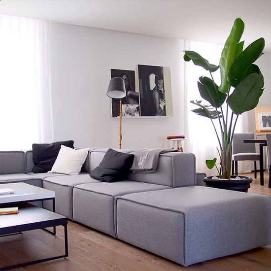 Designer modern furniture by BoConcept
