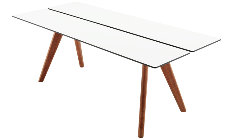 Contemporary dining table Sydney - Adelaide table