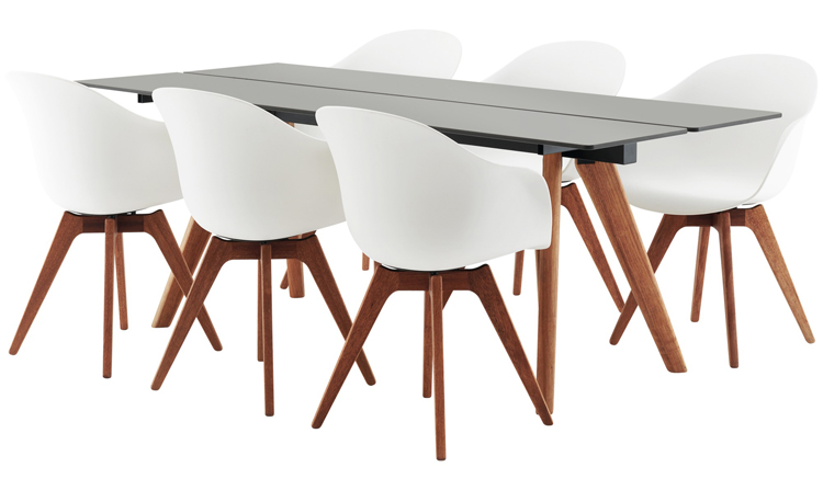 Designer dining table Sydney - Adelaide table