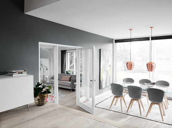 BoConcept dining table scandinavian Sydney