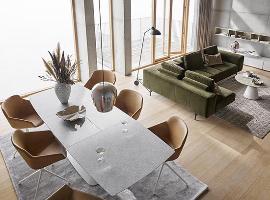 alicante  ceramic dining table sydney
