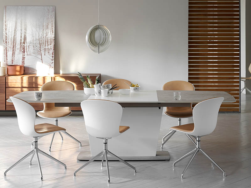 Milano designer dining table