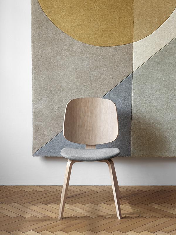 Aarhus modern dining chair
