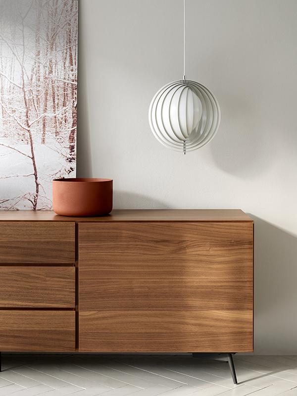 Lugano modern oak sideboard