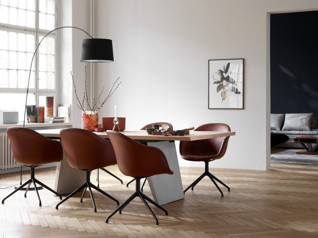 adelaide dining chair by boconcept dining tables. Black Bedroom Furniture Sets. Home Design Ideas
