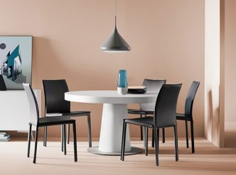 Granada - modern extendable dining table Sydney