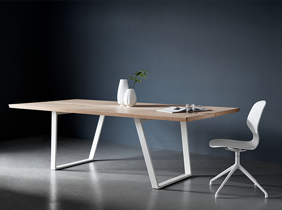 Vancouver wooden dining table