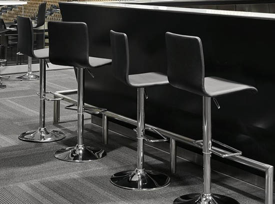 siena modern bar stool