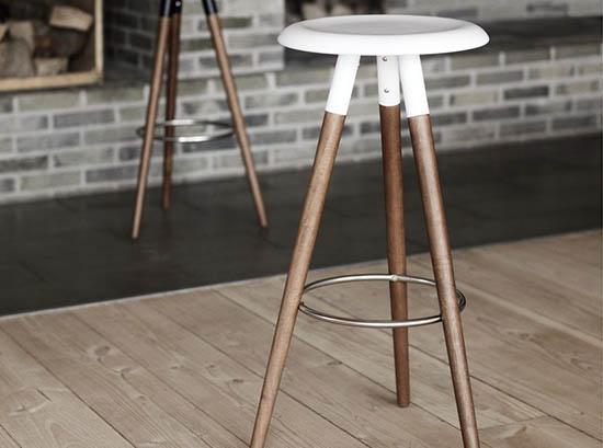 Vig modern bar stool