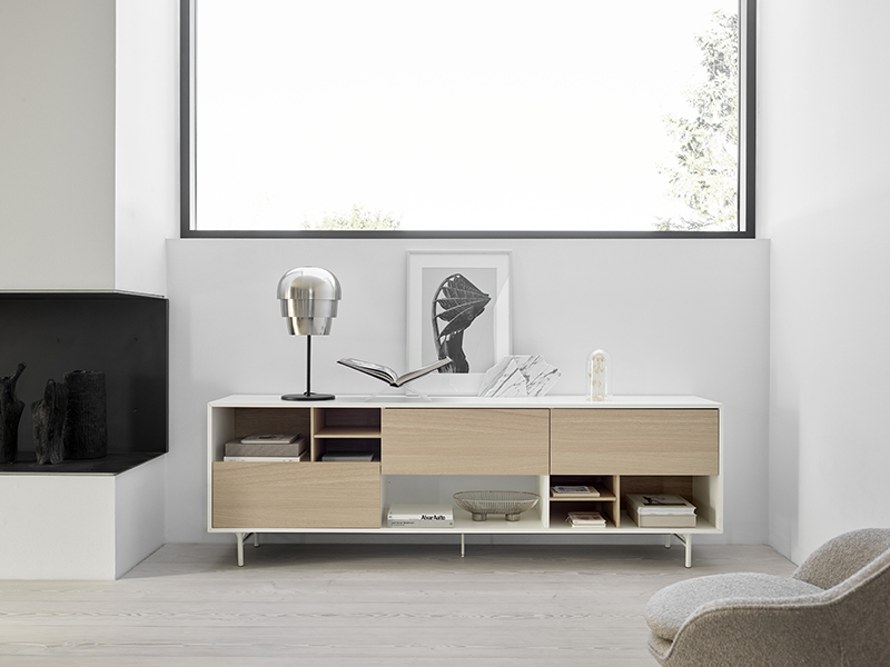 Manhattan oak sideboard sydney