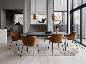 Augusta ceramic dining table sydney