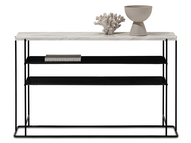 Paris White marble console table sydney