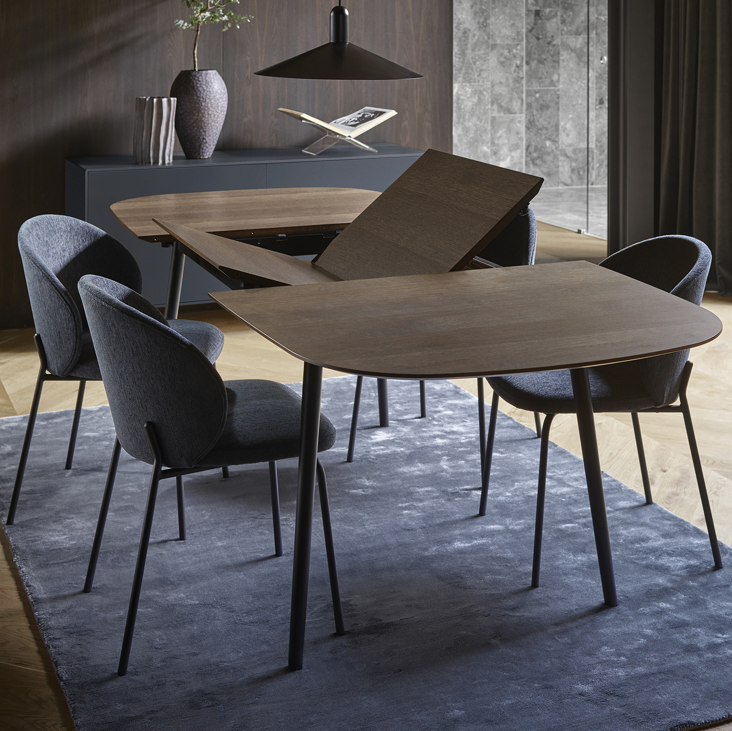 kingston extendable dining table sydney